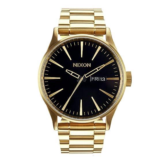 9c7d9a9ddc6 Nixon Men s A356510 Sentry SS Watch  Nixon  Amazon.ca  Watches
