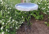 Stone Age Creations BB-IB-1 Charcoal Vineleaf Birdbath Natural Stone Review