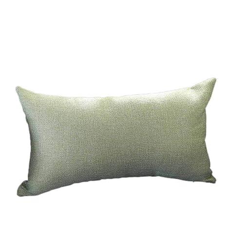 Zyyuk - Funda de cojín Rectangular Decorativa para sofá ...
