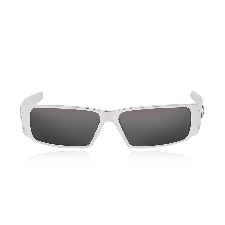Polish//Smoked Polarized Lens OCTPOL01P Gatorz Eyewear Made in the USA Aluminum Frame Sunglasses Aluminum Frame Sunglasses Octane Model