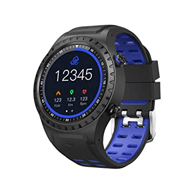 Amazon.com: SMA-M1 GPS Sport Smart Watch Activity Tracker Fitness Watches for Men Heart Rate Monitor Smart Watch Sleep Monitoring Smartwatch for Android and ...