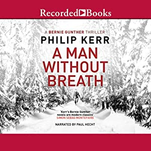 A Man Without Breath Audiobook