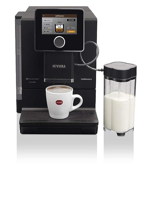 Nivona NICR CafeRomatica 960 - Cafetera automática, color ...