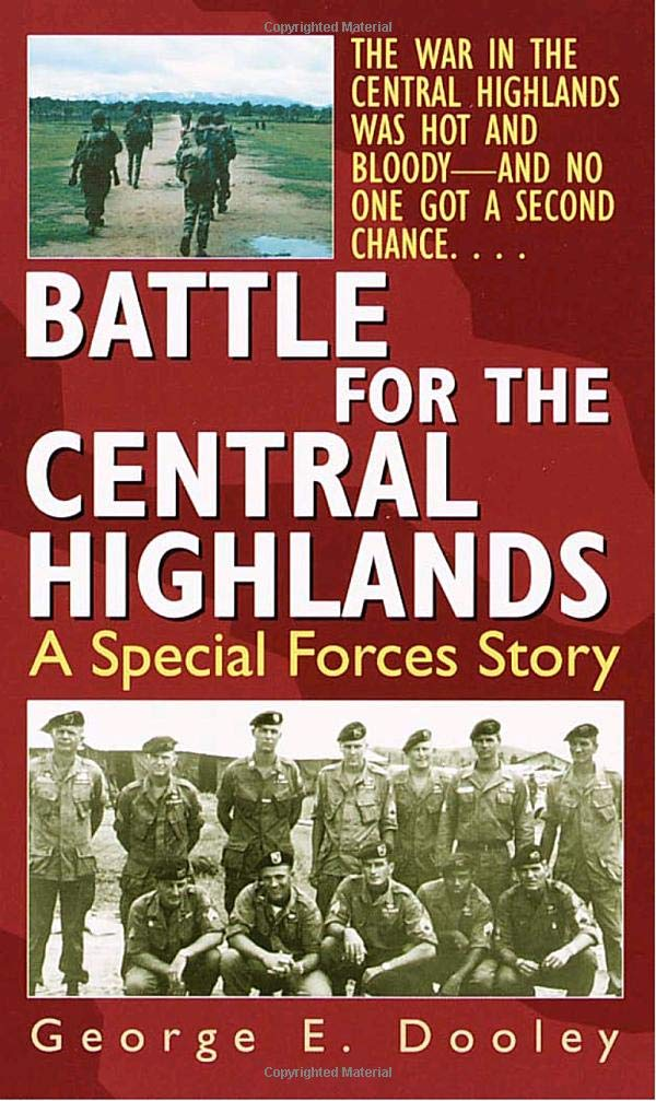 Battle for the Central Highlands: A Special Forces Story ebook