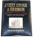 Every Stone a Sermon, Richard N. Holzapfel, 0884948242