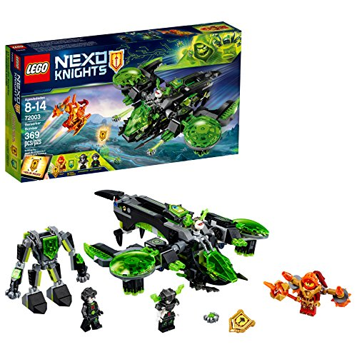 LEGO NexoKnights 72003 The King's Mech