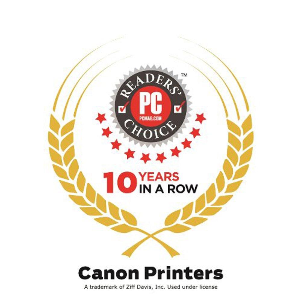 Canon PIXMA MX922 Wireless Inkjet Office All-In-One Printer + Canon Genuine PGI-250 BK,CLI-251,4 Inks + Printer Cable by Beach Camera (Image #7)