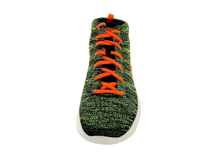 best sneakers e4df5 105bf Nike lunar flyknit CHUKKA mens running trainers 554969 080 sneakers shoes  uk 9.5 us 10.5 eu 44.5: Amazon.co.uk: Books