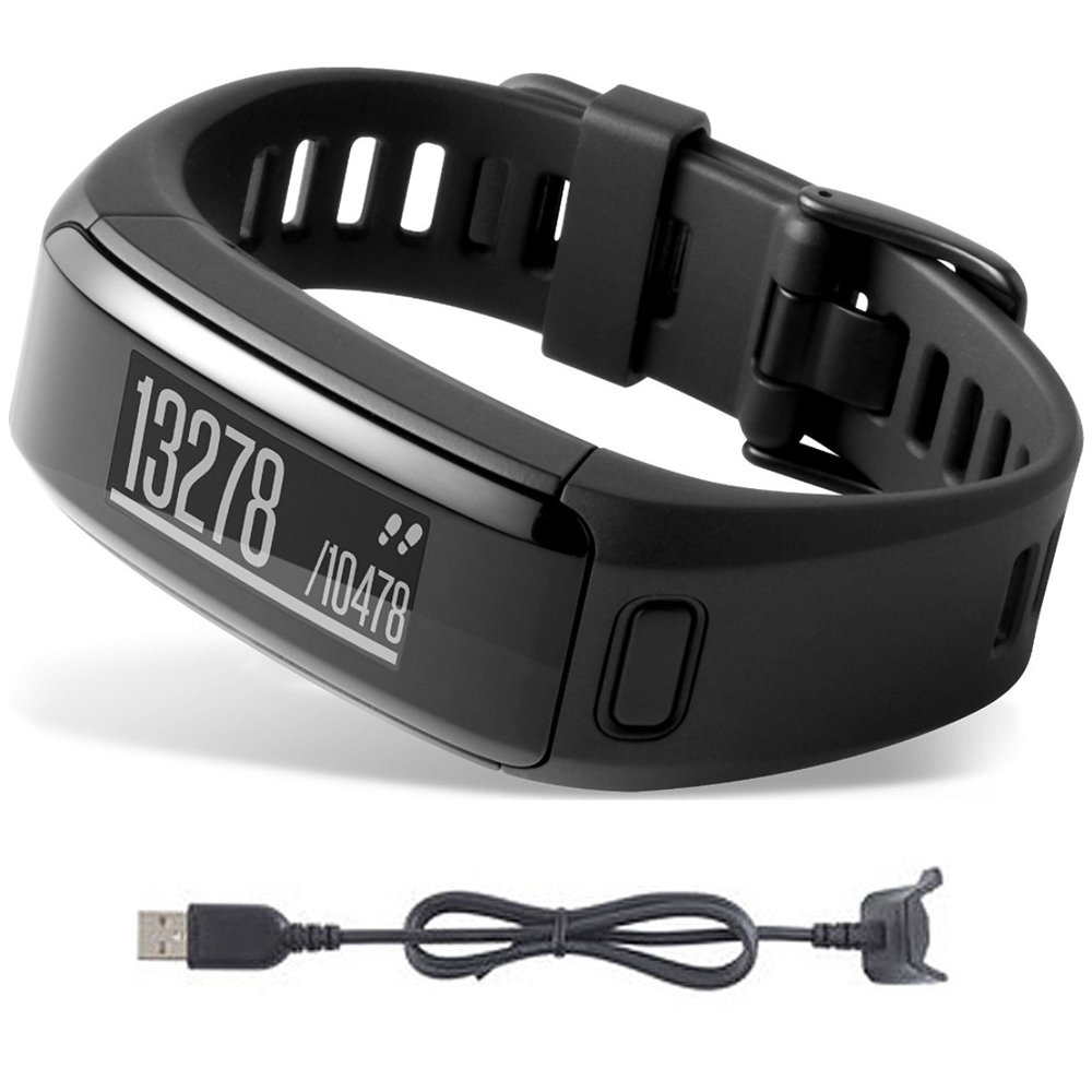 Garmin vivosmart Activity Tracker Charging Image 1