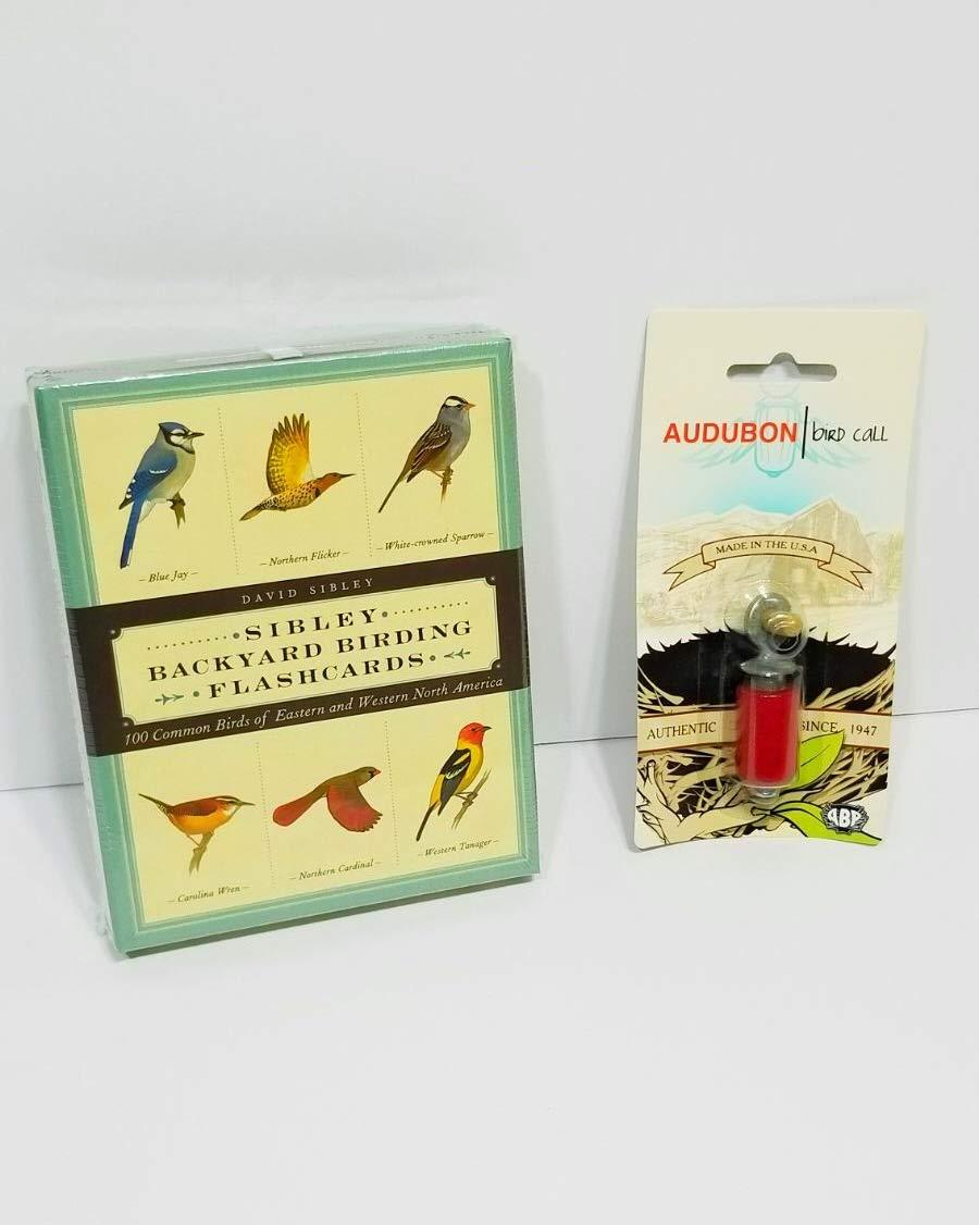 J&D's Everyday Needs Audubon Bird Call and Bird Identification Cards Bundle by J&D's Everyday Needs (Image #1)