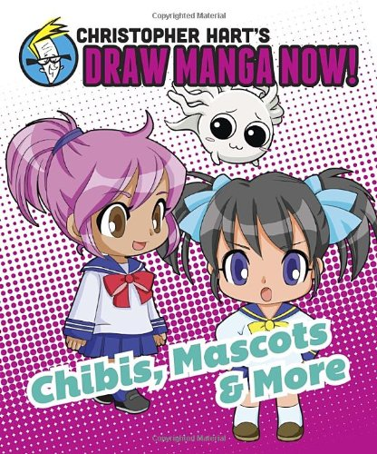 Chibis-Mascots-and-More-Christopher-Harts-Draw-Manga-Now