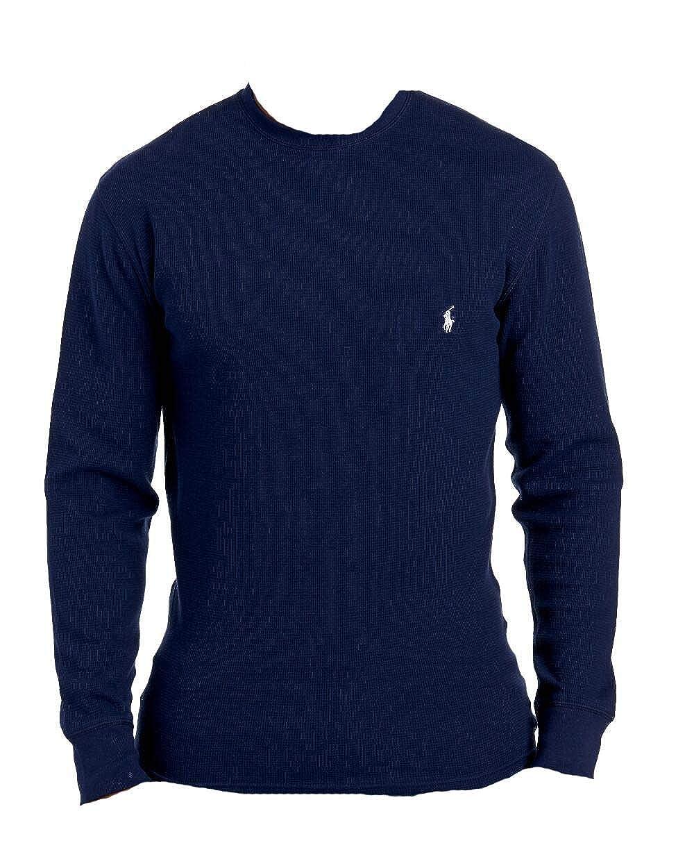 121983b1 Polo Ralph Lauren Men's Long-sleeved T-shirt/Sleepwear / Thermal at Amazon  Men's Clothing store: