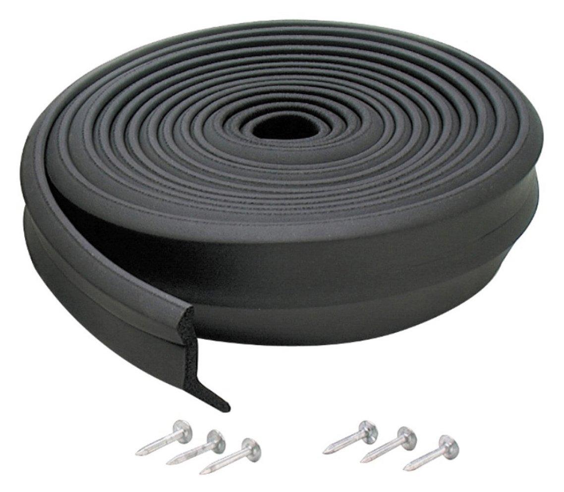 9 Ft Garage Door Weather Bottom Seal Durable Epdm Rubber