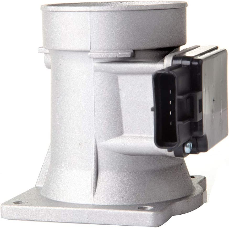 Mass air flow sensor MAF f67F-12B579-BA ZENITHIKE fits for 1995-1997 for F-ord Ranger 2.3L,1998-2001 for F-ord Ranger 2.5L,1998-2002 for M-azda 626 2.0L,1995-1997 for M-azda B2300 2.3L