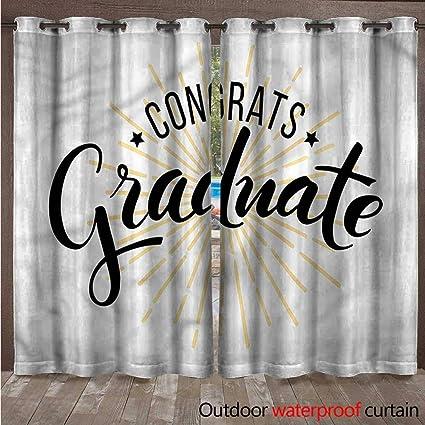 Amazon com : BlountDecor Graduation Patio Gazebo Pergola Cabana