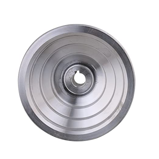 14mm Bore 54mm-150mm OD 5 Slot V-Shaped Pagoda Pulley 5 Step Pulley Belt