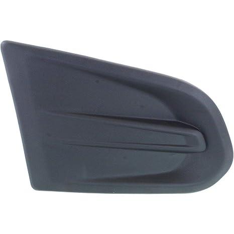 New Tow Eye Cover Fog light Lower bumper grill Rear Passenger Right Side E Class