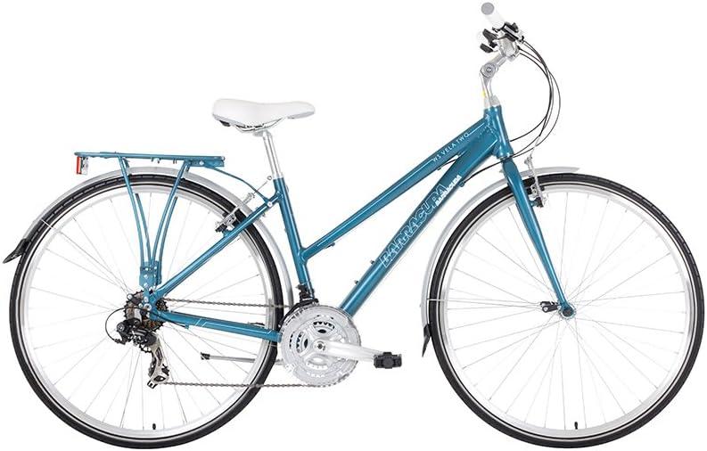 Barracuda BAR1546 - Bicicleta para mujer, color agua, cuadro de ...