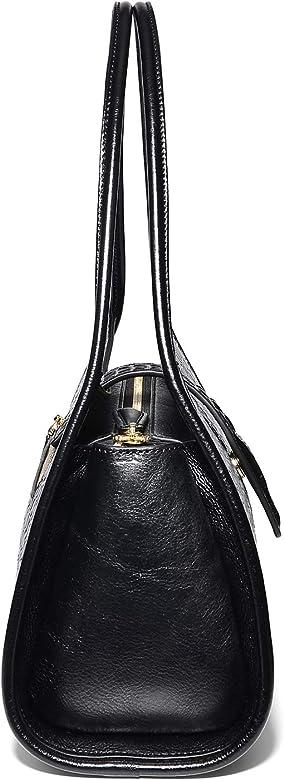 Amazon.com: PIJUSHI - Bolso de hombro de piel para mujer ...