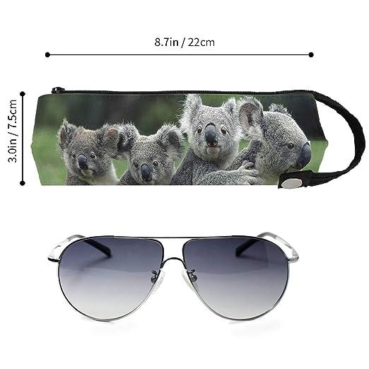 Amazon.com: SLHFPX - Funda para gafas de sol (cierre de ...