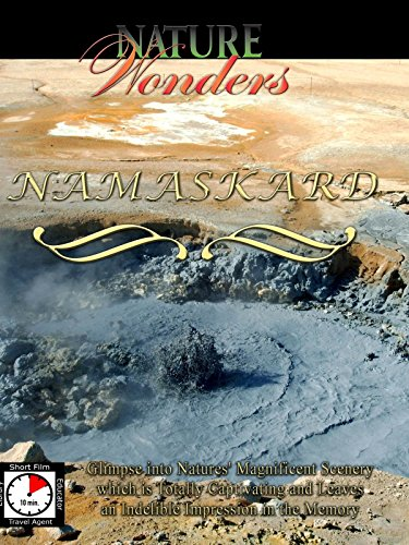 Nature Wonders - Namaskard - - Mud Bubbling