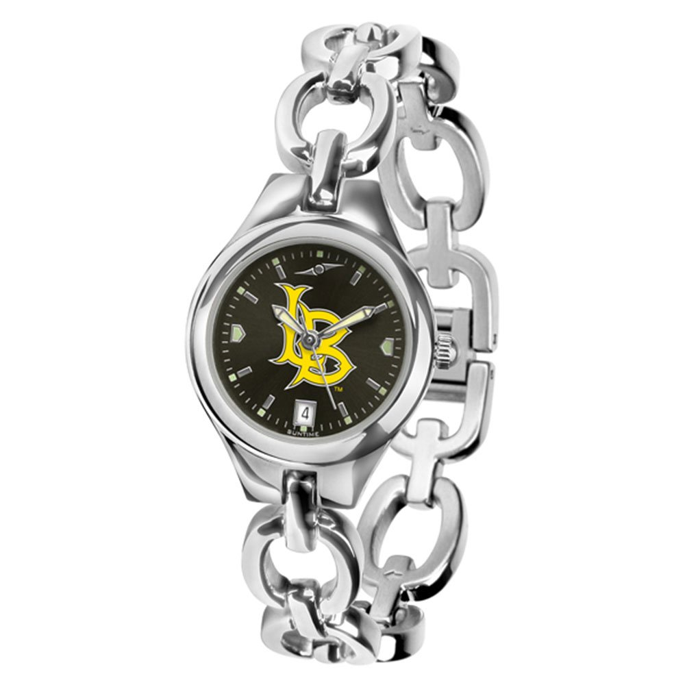 California State (Long Beach) Dirtbags Eclipse Ladies Watch with AnoChrome Dial by SunTime (Image #1)