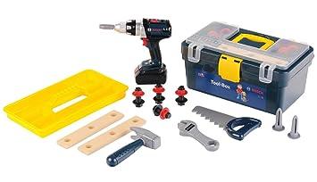 Theo Klein-8259 Bosch Professional Tool Case y Atornillador ...