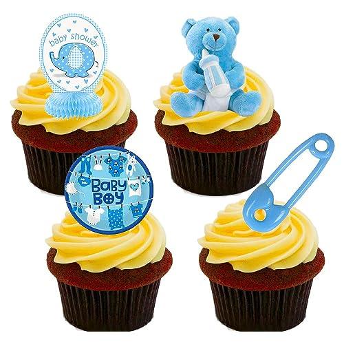 Edible Baby Shower Cake Toppers: Amazon.co.uk