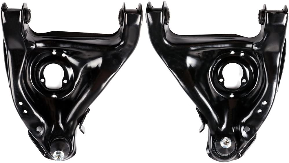 AUTOMUTO Replacement Parts Lower Control Arm fit for CHEVROLET BLAZER 1995-2005 CHEVROLET S-10 1995-2003 GMC JIMMY 1995-2001 GMC SONOMA 1995-2003 ISUZU HOMBRE 1996-2000