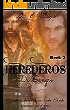 HEREDEROS DE SANGRE (SERIE HEREDEROS nº 2)