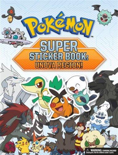 Pokemon-Super-Sticker-Book-Unova-Region