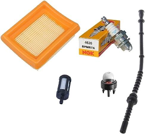 2x Choke Hebel Knopf für STIHL FS120 FS200 FS250 FS300 FS350 FS400 450