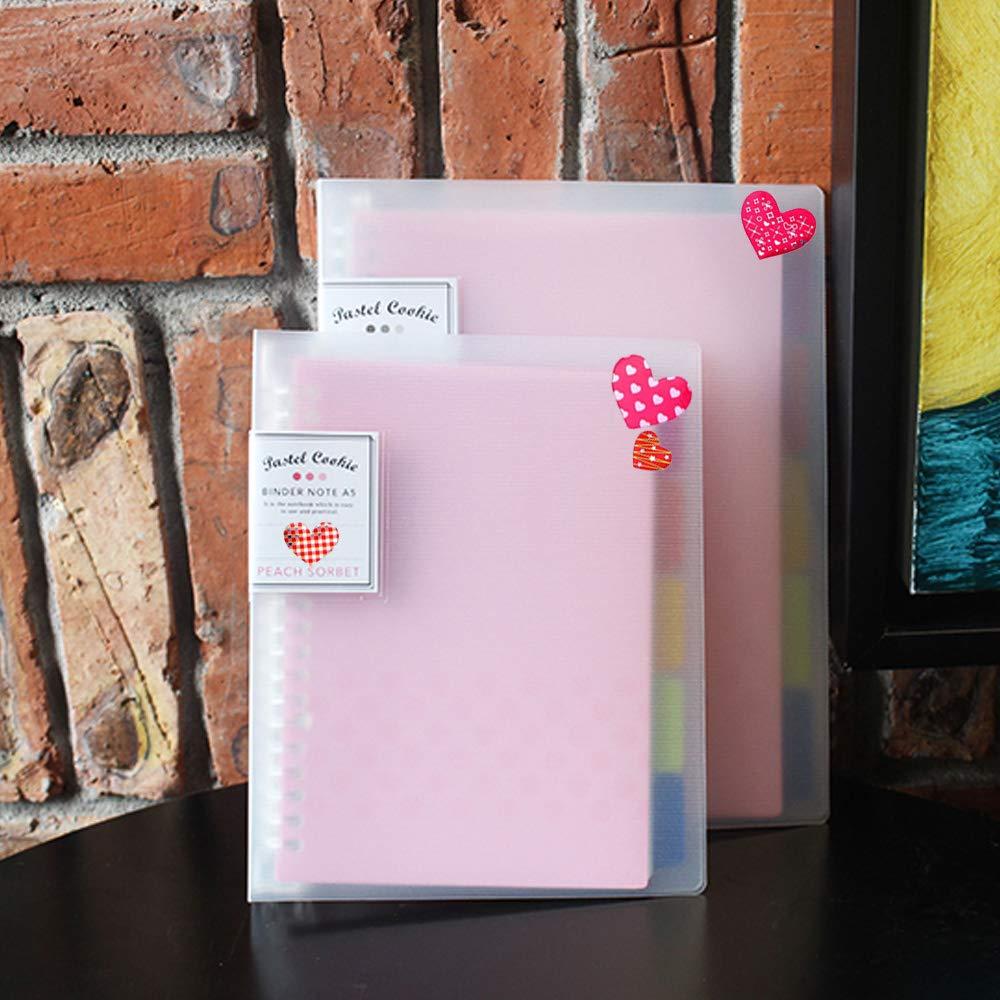 San Valentino Dream Loom Adesivi Cuore,60 Fogli Colorati Adesivi Amore per Anniversari Colorato Scrapbooking Fai da Te Matrimoni