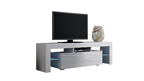 Mueble de TV Milano 130 / Moderno Mueble de TV LED/Muebles ...