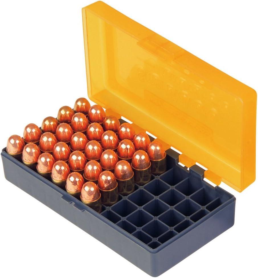 Smart Reloader SMARTRELOADER Caja de Municion #11, 50 municiones en Calibre 9x19-9x21 - .380 Auto: Amazon.es: Deportes y aire libre