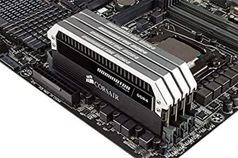 Corsair Cmd16gx4m4a2666c15 Dominator Platinum 16gb Computers Accessories