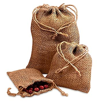 "Amazon.com: Wholesale Burlap bolsas 6"" x 6"" ..."