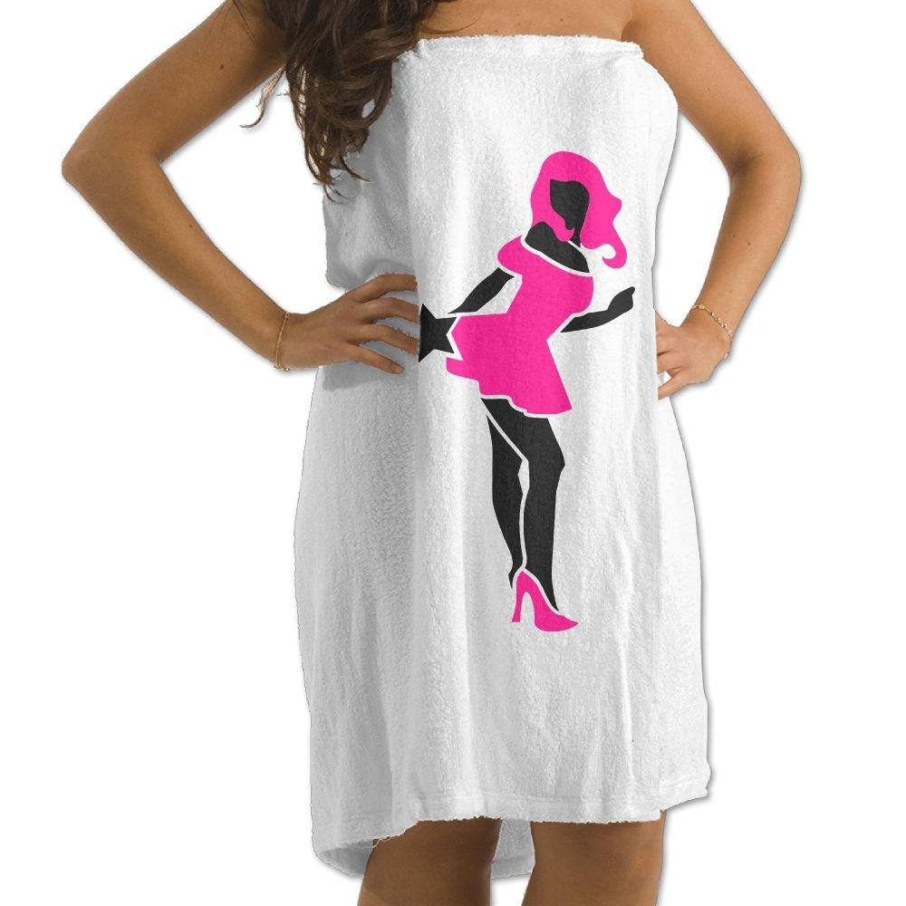 Amazon.com: Shi Fu Cute Sexy Girl/lady Bending In Dress ...