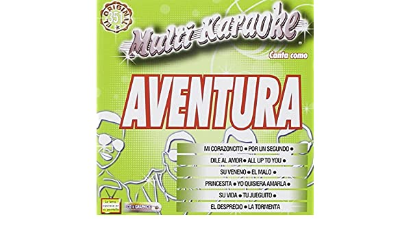 Aventura - Karaoke: Aventura - Exitos - Amazon.com Music
