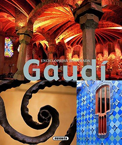 Descargar Libro Gaudí, Enciclopedia Ilustrada Equipo Susaeta