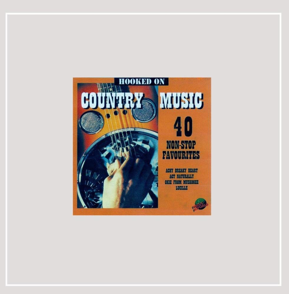 Nashville Session Singers - Hooked on Country Music 40 Non