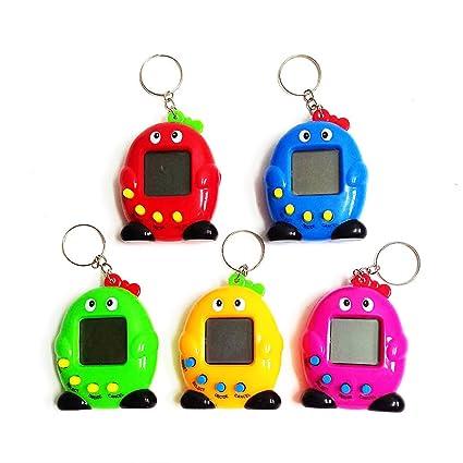 Junlinto 1PC Penguin LCD Virtual Digital Mascota máquina de ...