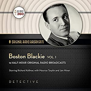 Boston Blackie, Volume 1 Radio/TV Program