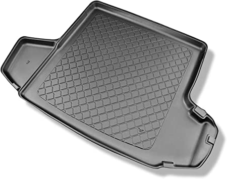 Mossa Kofferraummatte Ideale Passgenauigkeit Höchste Qualität Geruchlos 5902538712859 Auto