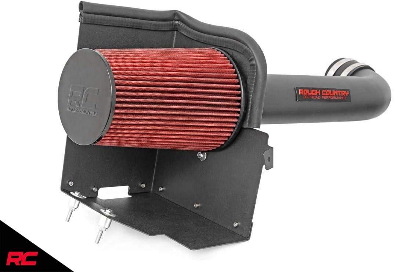 K/&N Cold Air Intake Performance Kit For 2007-2011 Jeep Wrangler JK 3.8L
