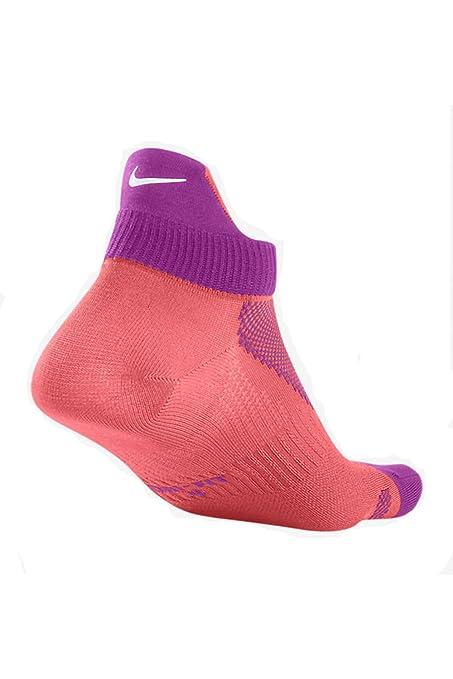 Amazon.com: Calcetines de running Nike Elite finos Tab ...