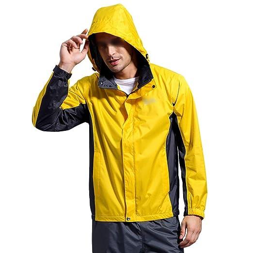Shop-5 Chubasqueros- para Hombre/para Mujer Conjunto Impermeable A ...