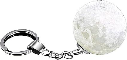 Levimoon - Llavero con luz de luna: Amazon.es: Oficina y papelería