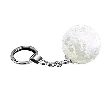 Levimoon - Llavero con luz de luna: Amazon.es: Oficina y ...