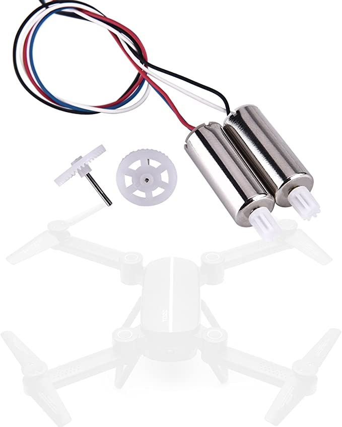 TOZO® A blade motor + B blade motor for Q1012 X8tw Drone RC ...